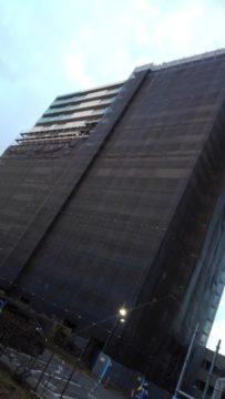 八千代8番館改修工事